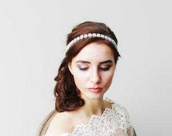Crystal Rhinestone Headband Bridal Wedding Accessories