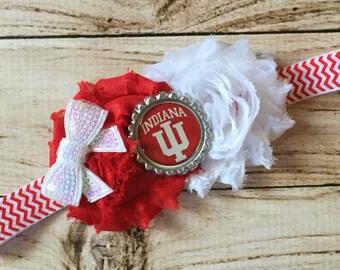 Indiana University Hoosiers Headband IU