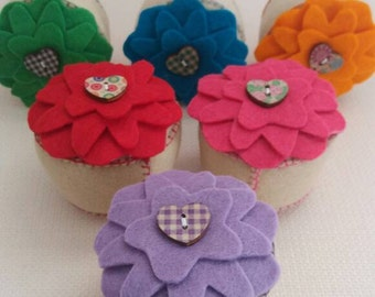 Colouful Cupcakes