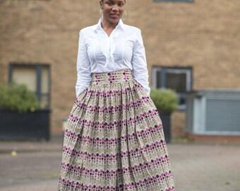 Rouha  Maxi Skirt