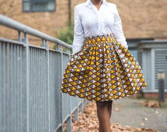 Bastos Midi Skirt