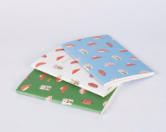 Traveler Journal Notebook Set Tokyo