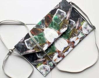 Sea Glass Clutch