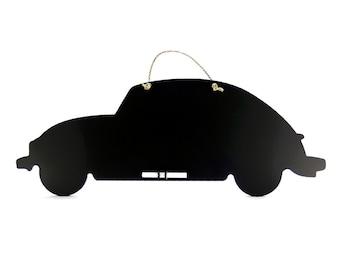 VW Beetle Chalkboard