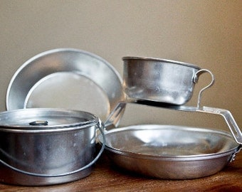 Metal Mess Kit Etsy