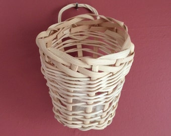 Garlic Basket with home decor