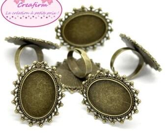 10 rings Bronze edges watermark Points