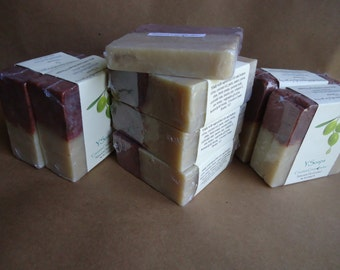 Coconut Creme Brulee HP Soap