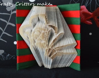 Freddy Krueger Book Fold Ornament