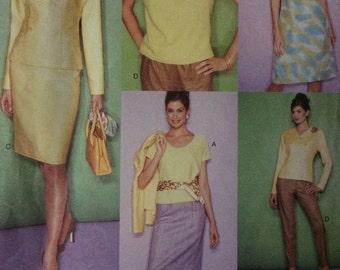 Vogue Wardrobe Pattern 1923 Five Easy Pieces