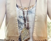 Peruvian Agate Necklace...