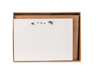 Bees Correspondence Postcards