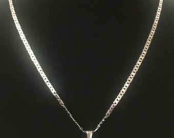 Stainless Steel Necklace .