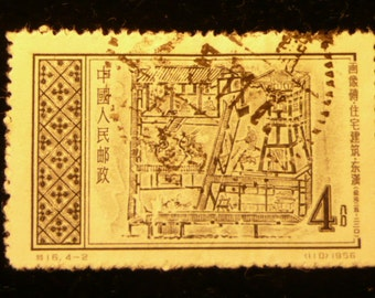 New!Free shipping.Chine postage stamp.Pictorial Reproductions from Bricks of East Han Dynasty