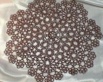 lace doily, frivolite, table napkin, handmade