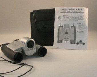 8 X 22 Capture View Digital Camera & Integrated Binoculars