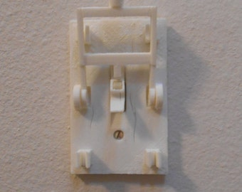 Custom Switch Plate Outlet Covers Made With Mackenzie
