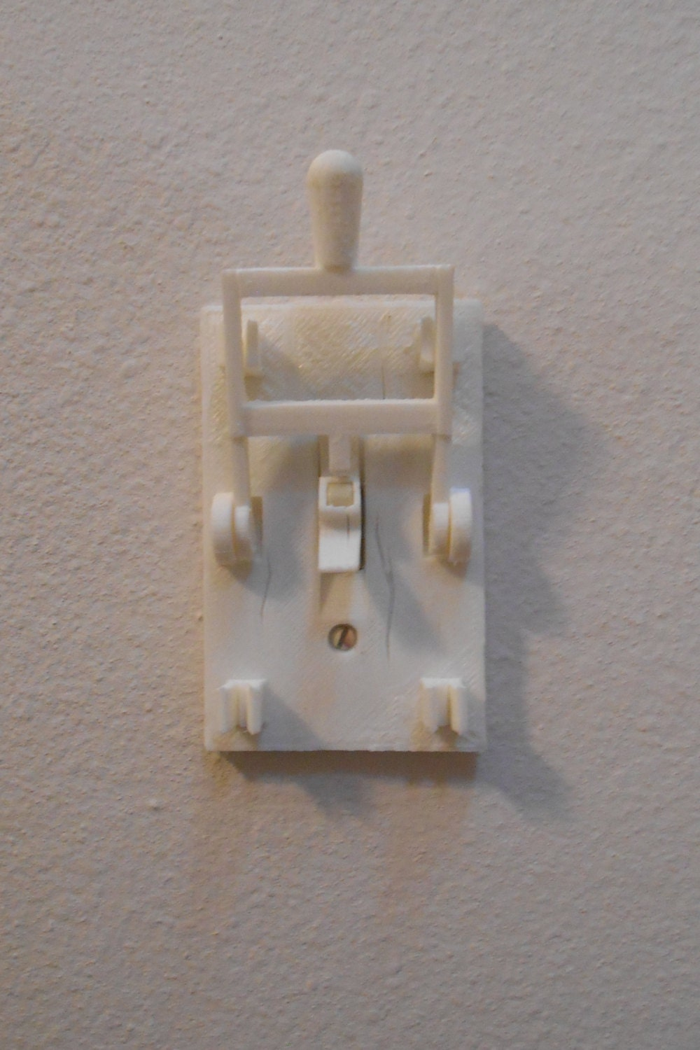 Frankenstein knife light switch 3d printed home decor home for Decor light switch