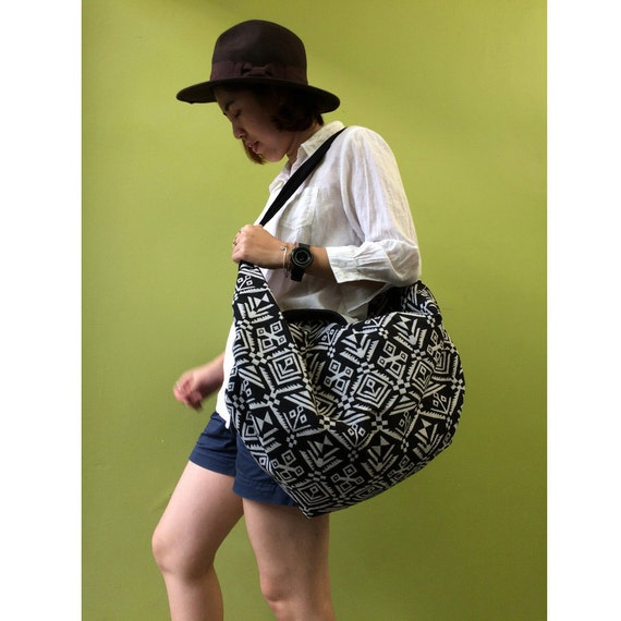 Cotton bag Comfy Green bag Backpack Handbags Hand woven Hippie bag Hobo bag Shoulder bag Sling bag Messenger bag Cross body Purse (B 7)