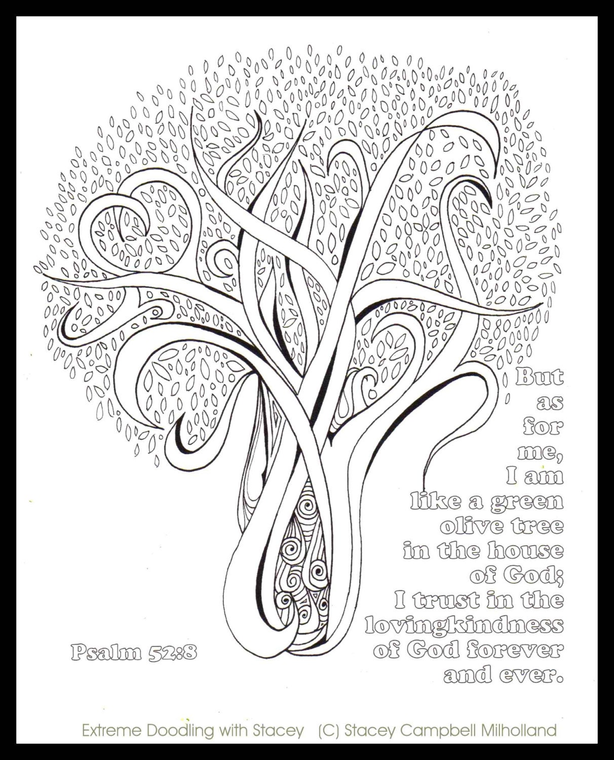 Image Result For Psalm Coloring Page