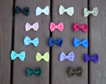 "Choose 4! 2 inch ""Bow Tie"" Bow"