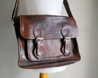 Satchel Leather Bag