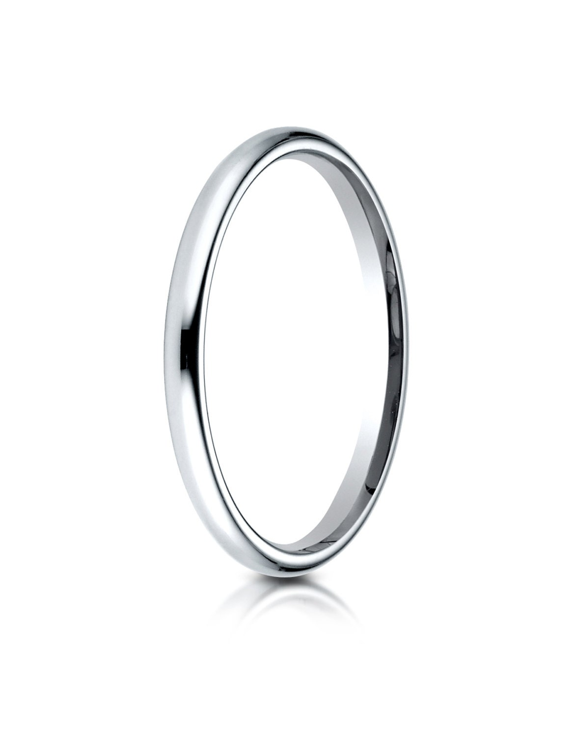 platinum comfort fit wedding ring 2mm platinum wedding band