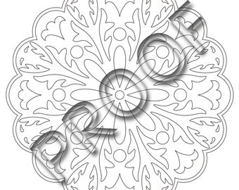 """Shop """"ornament svg"""" in Woodworking Supplies"""