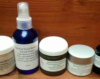 Beauty Bundle, Skincare Set, Skincare Bundle, Gift Set, Gift Bundle, Skincare Gift Set