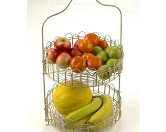 The 'Lille' fruit and cake stand