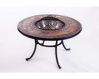 Durango Firepit & Garden table