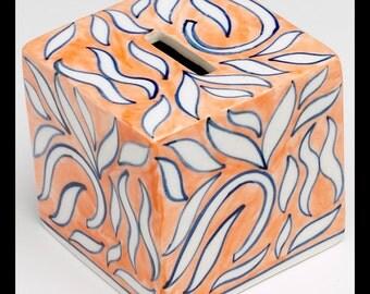 Ceramic Moneybox v12
