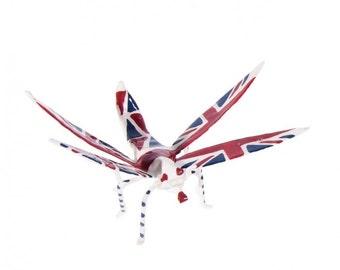 Union Jack Dragonfly