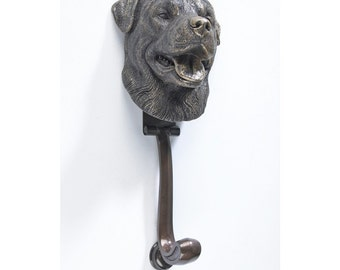 Door Knocker Rottweiler