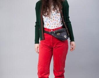Vintage Cardigan Sweater - vintage Cardigan - knitwear Cardigan - 70 s Cardigan - cardigans for women - green vintage Cardigan - 70s cardigans