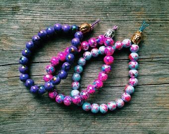 Good Karma Buddha Beadz Bracelet
