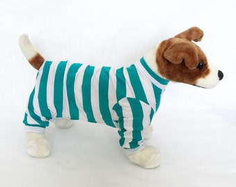 Thor's Dog Pajamas - Handmade Dog Clothes, Dog Clothing, Dog Apparel