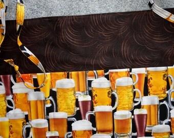 Beer Half Apron, Adult Half Apron, Server Apron, Bartender Apron, Utility Apron, Vendor Apron, Host/Hostess Apron, Waiter/Waitress Apron