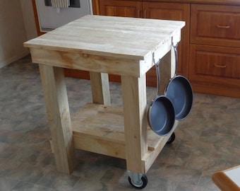 Kitchen island bench woodworking plans