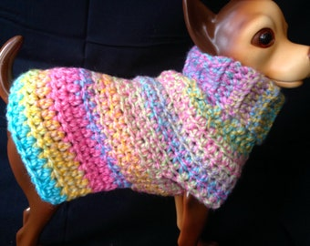 Maggie May, Knit Dog Sweater, small dog sweater, dog sweaters, dog sweater, dog clothes, knitted dog sweaters, pink dog sweaters, dog coats