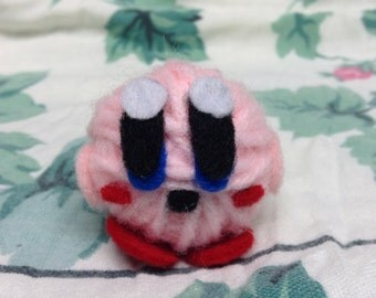 "Cute Little ""Epic Yarn"" Kirby!"