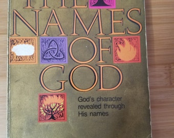 The Names Of God by Lester Sumrall 1982