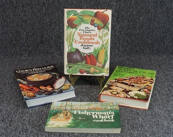 Cookbook Collection Set Of 4 Books