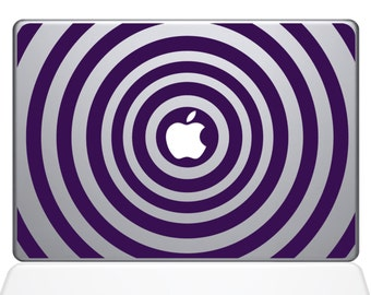 Music Waves Macbook Decal (2048-MAC)