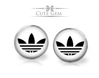 adidas earrings