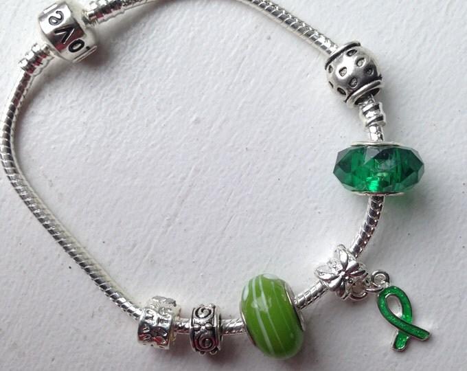 awareness bracelet for children's liver disease