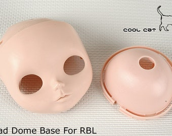 Blythe(RBL)Head Dome Base  / DIY