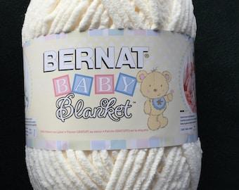 Crochet Pattern Baby Blanket Chunky Fleece Super