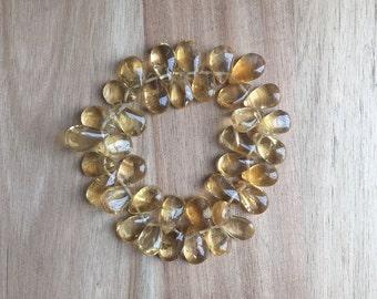 Citrine Bracelet, Natural Citrine Bracelet, Citrine Jewellery, November Birthstone Jewellery, Citrine Gemstone, November Birthstone