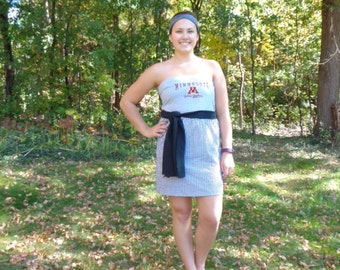 Purdue Game Day Dress, Tailgate Dress